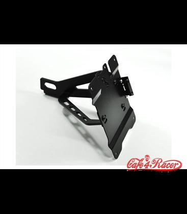 IBEX Bracket for license plate, side mount for HD Sportster -04