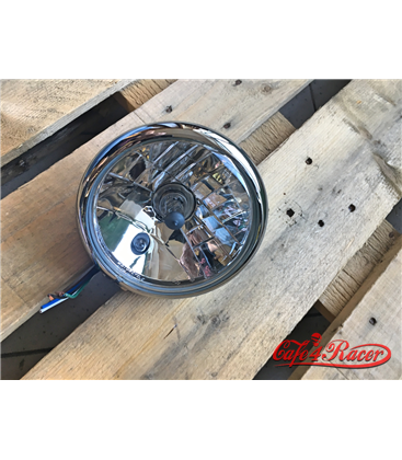 11,5cm spotlight  čierne/chrómové
