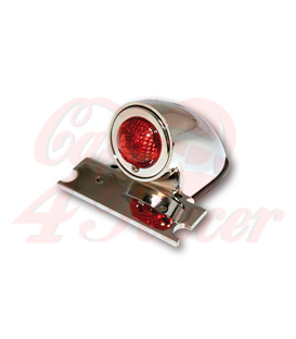 SHIN YO Chopper taillight SPARTO chrome
