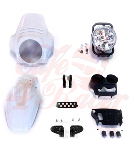 Kit front headlight PRO FENOUIL (Alpinewhite) R850R-R1100R