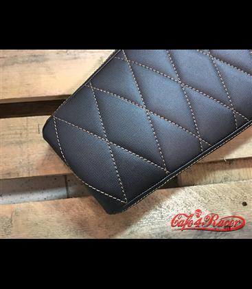 Tracker Flat Scrambler  FL2 Black BMW RS100S/R90/R80 Vshape