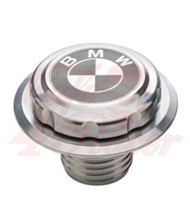 BMW R45 - R100  series  Fuel Tank Gas Cap Polished with Logo and lock