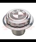 BMW R45 - R100  series  Fuel Tank Gas Cap Polished with Logo