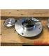 BMW K75/100/1100 Fuel Tank Gas Cap Polished