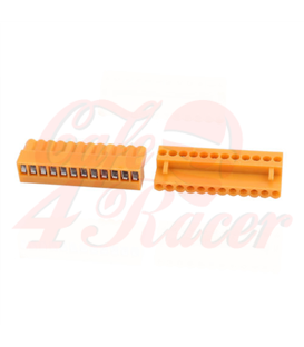 2x Screw Terminal Block Connector for BEP