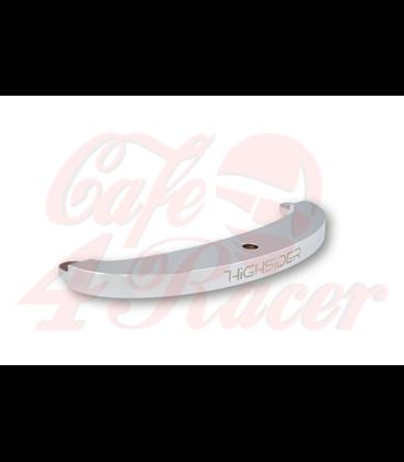 HIGHSIDER CNC headlight bracket BOTTOM TYPE2 from 205mm to 24 mm