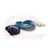 Connector for 12V H9 bulb