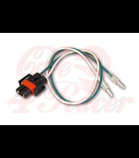 Konektor pre  12V H8+H11 žiarovky s 350 mm káblom