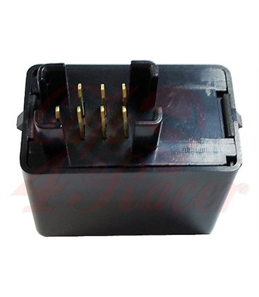 Flasher Relay 7-pin for SUZUKI, 12V, 0.05A-10A