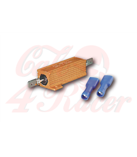 Resistor for LED-indicator 7.5 Ohm 50 Watt