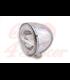 HIGHSIDER 5 3/4 inch LED main headlight CIRCLE chrome