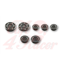 HIGHSIDER CNC FRAME CAP Set A for BMW R9T