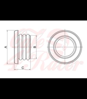 HIGHSIDER CNC FRAME CAP Set A