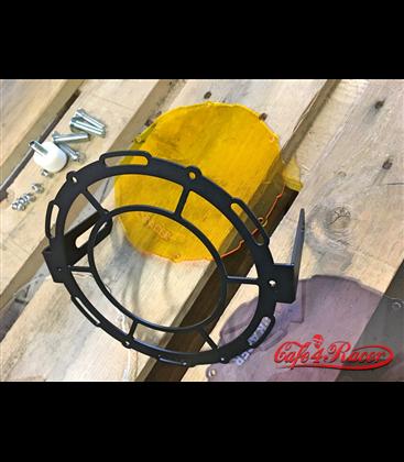 Retro Grill chránič predného svetla  s farebnými krytmi UP1