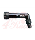 Spark plug connector, NGK, XB-05 F, for 14 mm, 102°