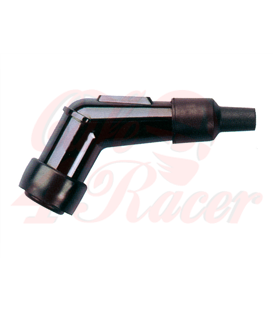 Spark plug connector, NGK, YB-05 F, for 14 mm