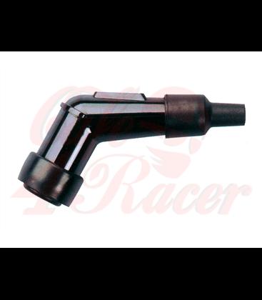 Spark plug connector, NGK, VD-05 F, for 12 mm,120°