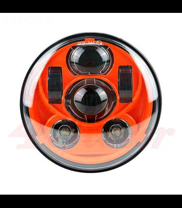 """5-3/4 5.75""""  Harley Hlavné LED svetlo"""