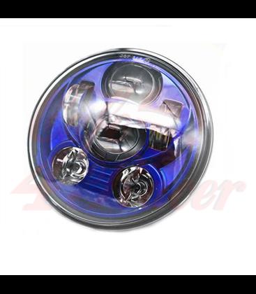 "5-3/4 Harley Headlight 5.75"" Led Headlamps"