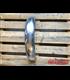 Univerzálny predný/zadný  blatník 105mm x 850mm hliník