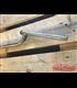 Tommaselli chrome  CONDOR  - M-bar, 7/8 inch, 74 cm
