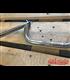 Tommaselli  chróm CONDOR  - M-bar, 7/8 inch, 64,6 cm