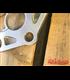 Top triple tree clamp upper / fork yoke  for BMW K100 RS RT LT