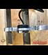Top triple tree clamp upper / fork yoke  for BMW K100 RS RT LT 1982 - 1990 speedometer hole 62mm
