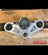 Top triple tree clamp upper / fork yoke  for BMW K100 RS RT LT 1991 - 1992 speedometer hole 62mm