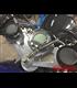 Horný okulár pre  BMW K100 RS RT LT 1991 - 1992  s otvorm pre rýchlomer 62mm