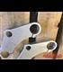 Top triple tree clamp upper / fork yoke  for BMW K100 RS RT LT 1991 - 1992