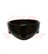 "7"" Headlight  housing black - side mount"