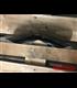 Predný blatník  - Čierny hlinník - T100, T120, Street Cup, Street Scrambík