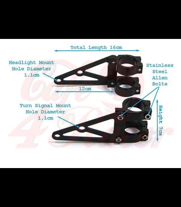 Headlight holder 40/41mm