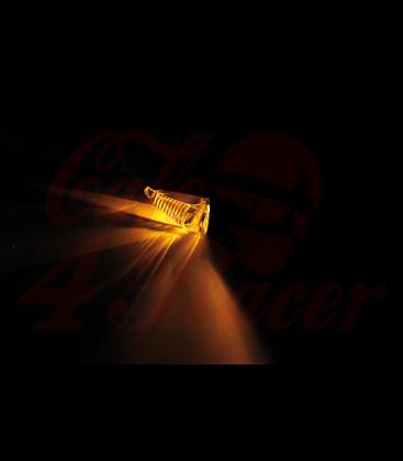 LED indicator KOSO-STORM, clear lens