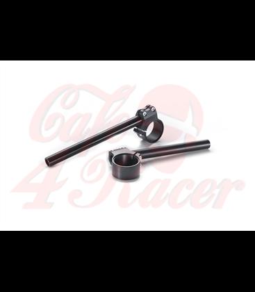 TRW racing-bar clip-on, black