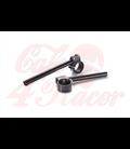 TRW racing-bar clip-on, black, 50m