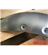 Front Mudguard/Fender - Silver Aluminium - universal