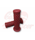 TPR Soft rukoväte pre 1 inch  riaditká tmavo červená