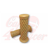 TPR Soft grips for 1 inch handlebars yellow
