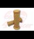 TPR Soft rukoväte pre 1 inch  riaditká žltá