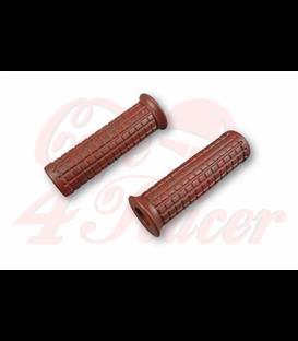 TPR Soft rukoväte pre 1 inch  riaditká hnedé
