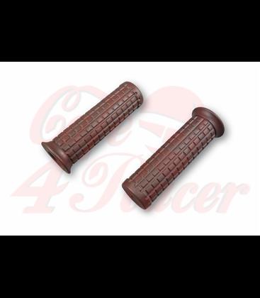 TPR Soft rukoväte pre 1 inch  riaditká tmavo hnedá