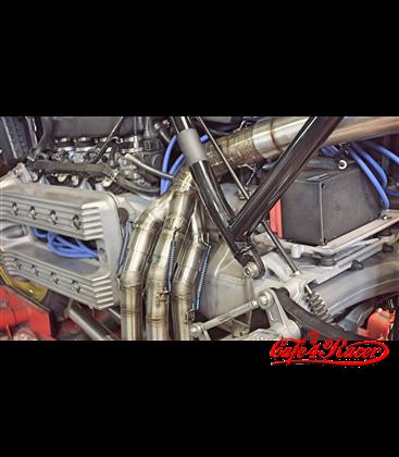 Exhaust K100  Scrambler III