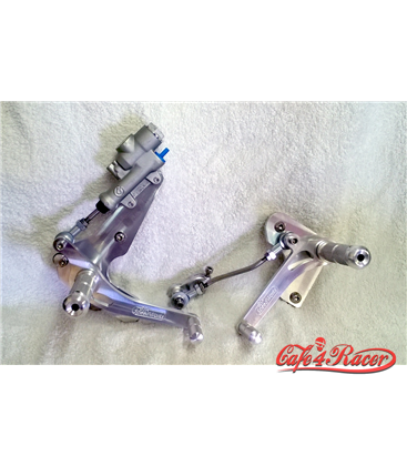 BSK SpeedWorks rearsets for the K75/100/1100/K1 - komplet kit