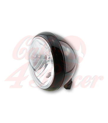 SHIN YO 5 3/4 inch main headlight PECOS, matte black
