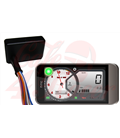 Y-Dash Universal BT wireless dashboard for motorcycles