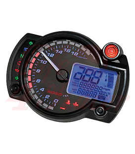 Koso digital multifunction cockpit, RX2N