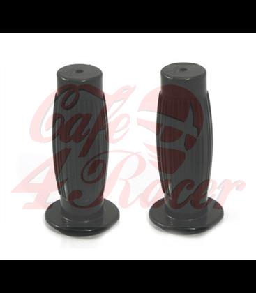Handle bar grips black CR1