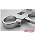 Top triple tree clamp upper / fork yoke  for BMW K 75 (84-96) K100 RS RT LT (82-90)  speedometer hole 62mm